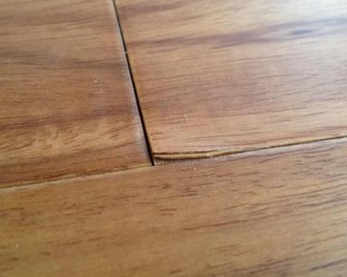 实木地板刮伤的处理方法有哪些?