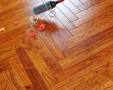 家装用实木地板好不好?