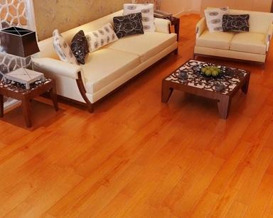 木地板的选择方法以及与瓷砖的不同