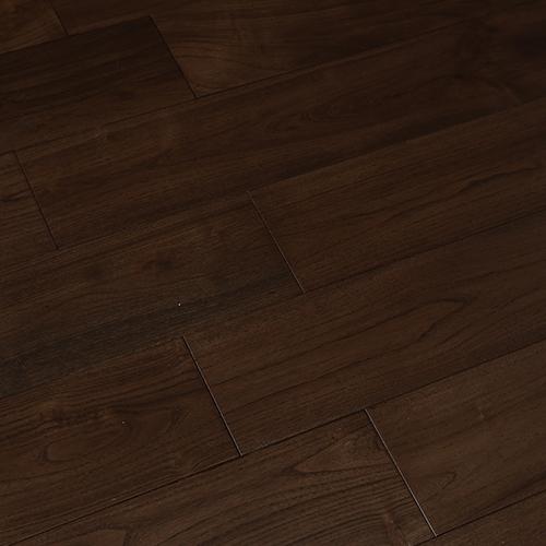 柚木(地板)的类型