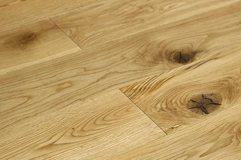 橡木地板的别致风格