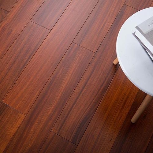 几楼适合用实木地热地板呢?